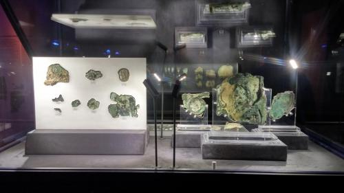 Antikythera Mechanism The artifact was recovered in 1900–1901 from the Antikythera shipwreck off the Greek island of Antikythera